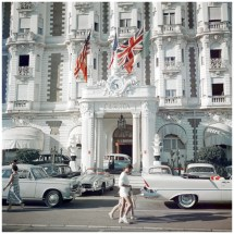 Carlton Hotel Cannes France 1958