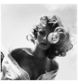 Anita Ekberg Peter Basch, Vogue, August 1956 x