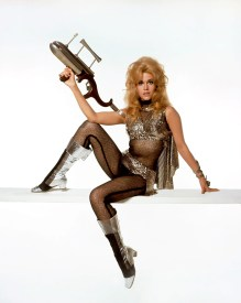 "ITALY. Rome. Jane Fonda who starred in ""Barbarella."" September 1967."