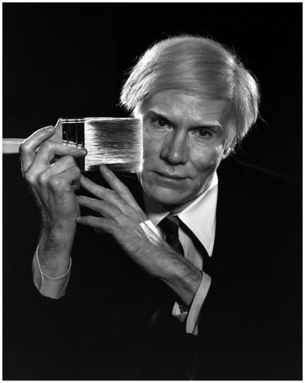 Yousuf Karsh Andy Warhol