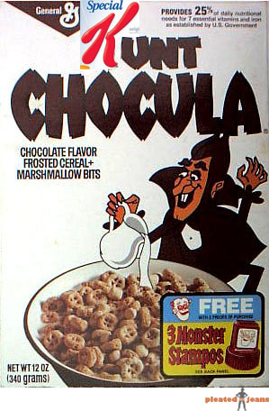 If Cereal Companies Merged 9 Pics