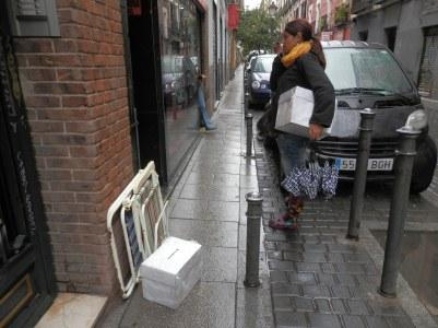 Plebiscito Vinculante trasladando las urnas