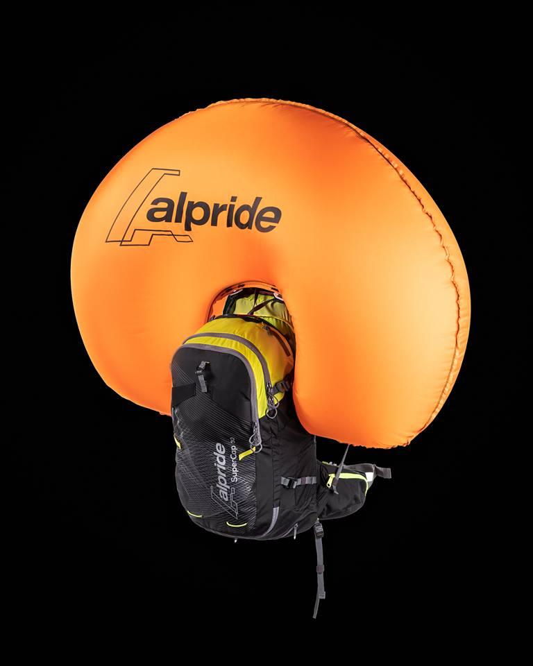 Alpride SuperCap30 Alpride E1