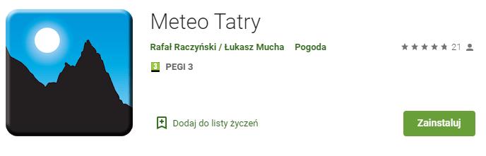 MeteoTatry