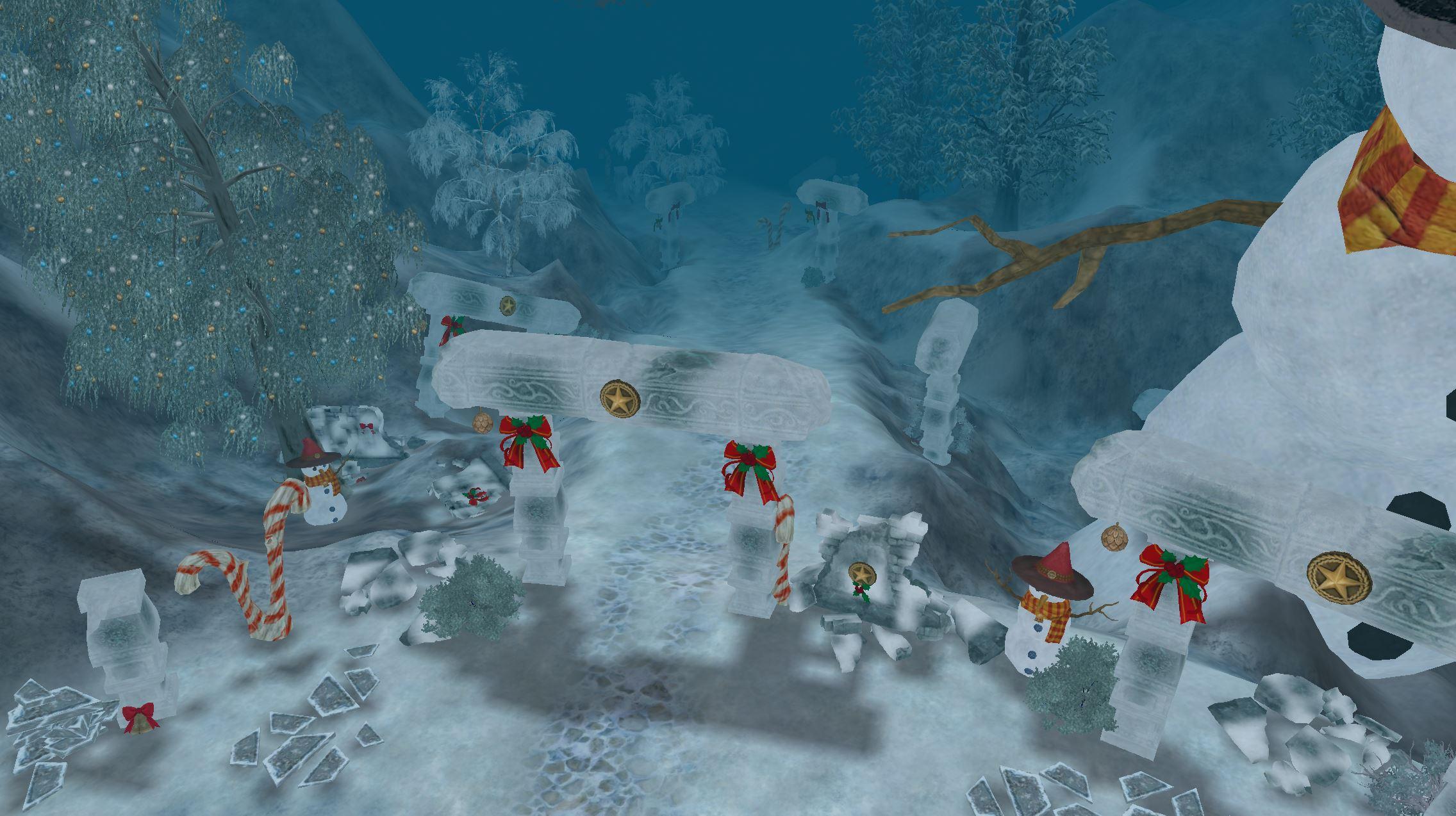 Christmas wonderland [Farm map]