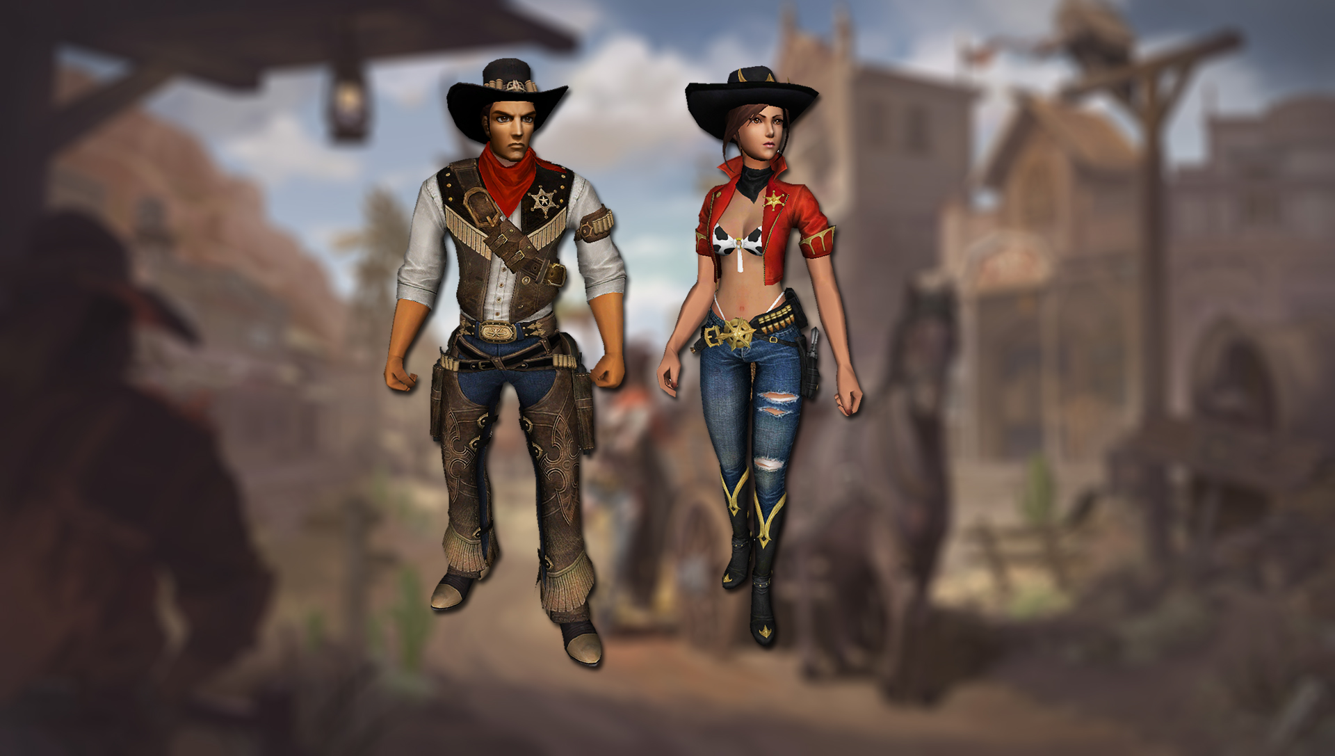 You are currently viewing Cowboy costumes