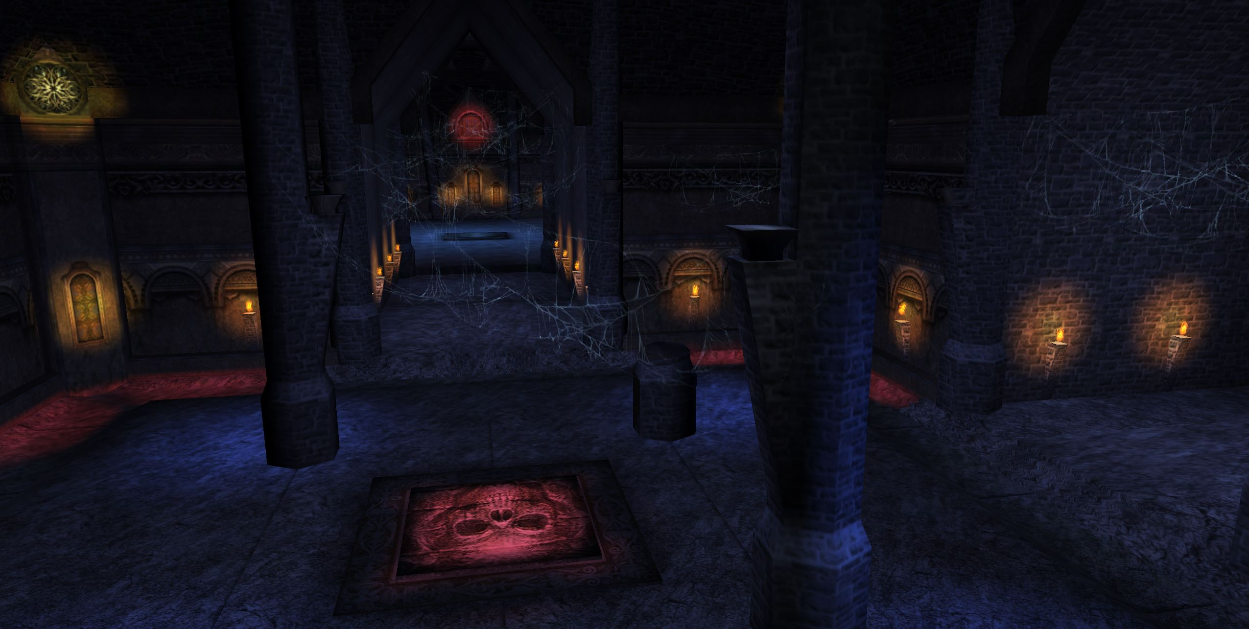 [Soon]Catacombs of damnation