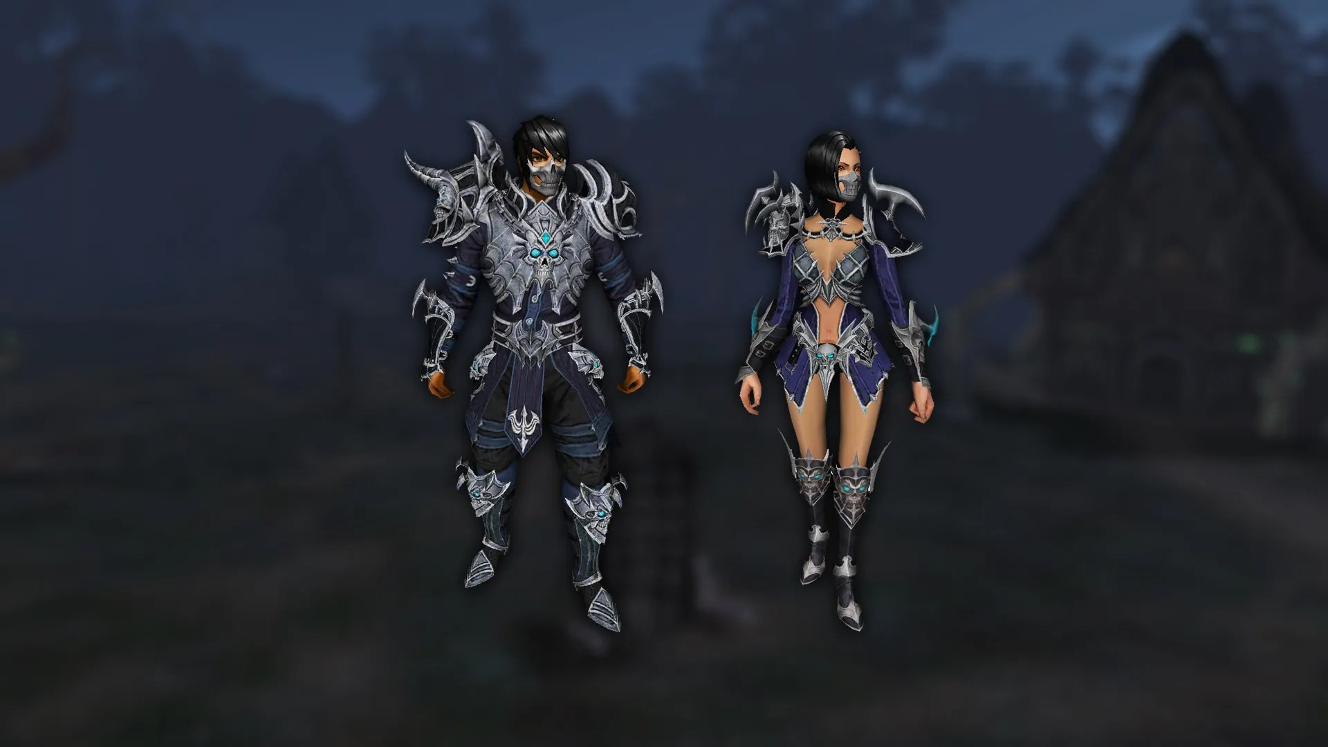 Armament of death knight