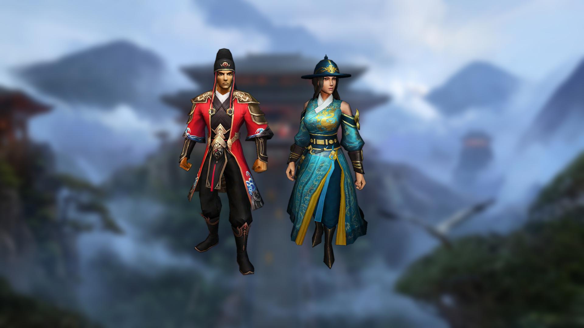 Japanese festive costumes
