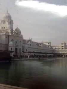 Le Golden Temple, temple Sikh
