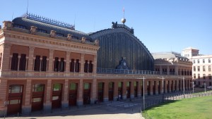 Gare de Madrid