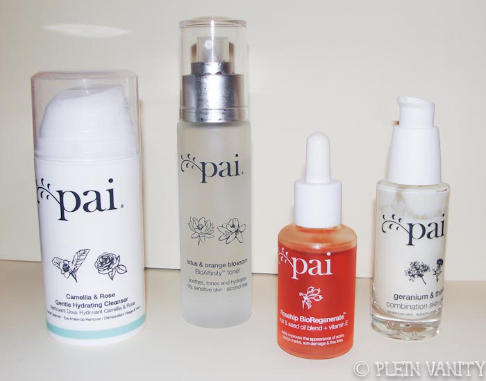 Easy as Pai: Pai Skincare Review