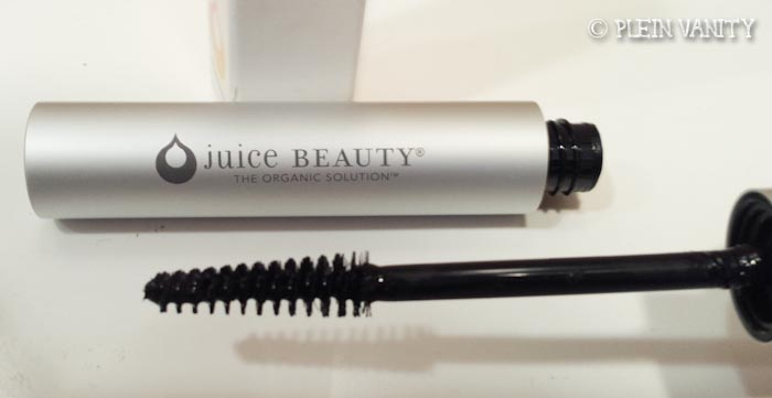 My Organic Lash Love: Juice Beauty Lash Defining Mascara Review