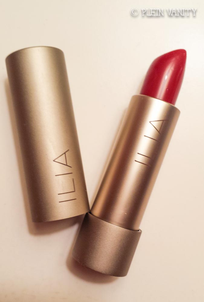Berry Sultry: ILIA Beauty Arabian Knights Lip Conditioner Review