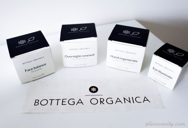 BottegaOrganicaCreams