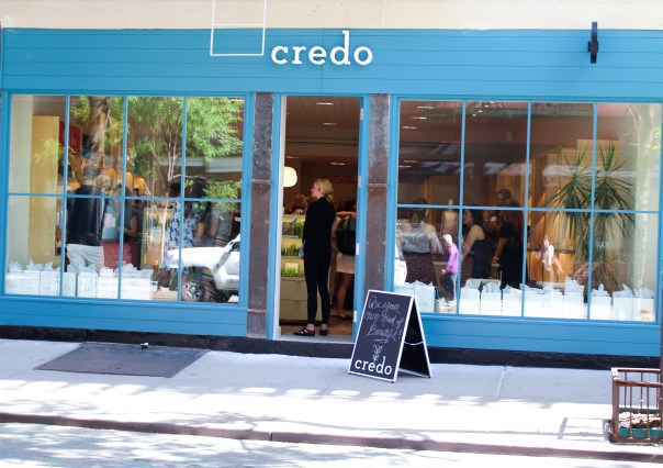 Credo Beauty NYC