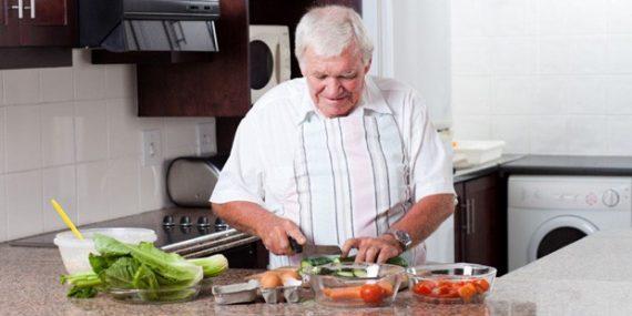 """Demencia: consejos para su prevención """"Siga una dieta saludable"""""""