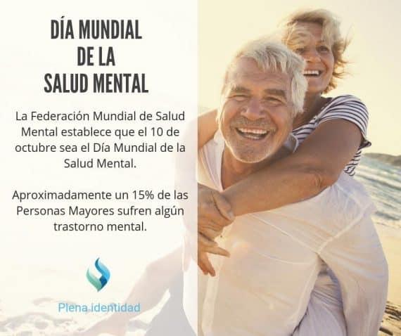 Salud mental y las personas mayores