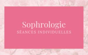Sophrologie séances individuelles