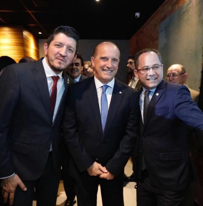 Bancada evangélica quer parceria com ministros contra o STF / Foto: Reprodução