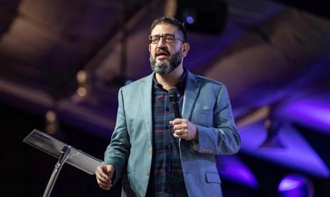 Luciano Subirá, pastor da Comunidade Alcance em Curitiba