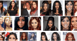 Snooki Plastic Surgery Before And After (Nicole Polizzi Television Personality)