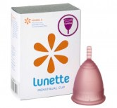 lunette cup menstrual cup