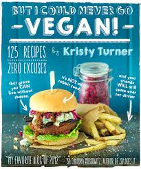 But i could never go vegan 2014 cookbook