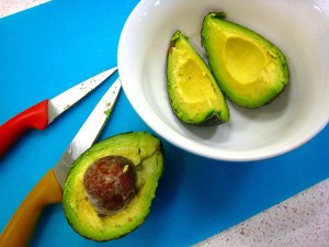 avocado monounsaturated healthy fat