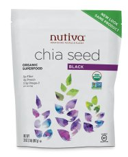 chia seeds polyunsaturated fat