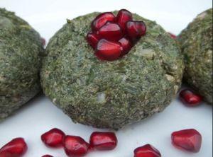 pkhali georgian spinach and walnuts