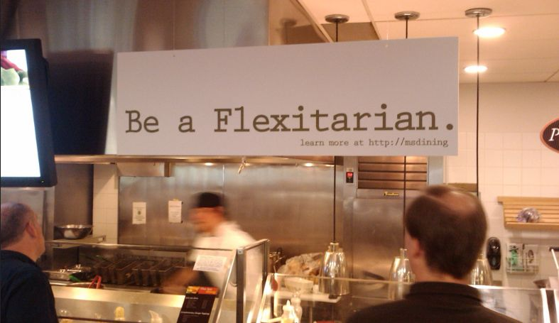 what is a flexitarian