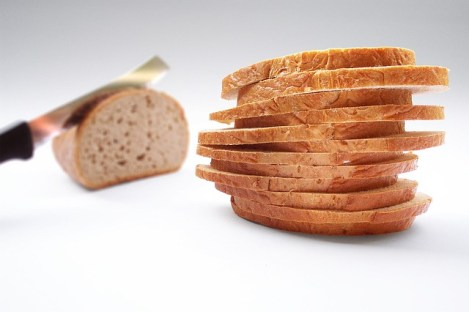 gluten in bread