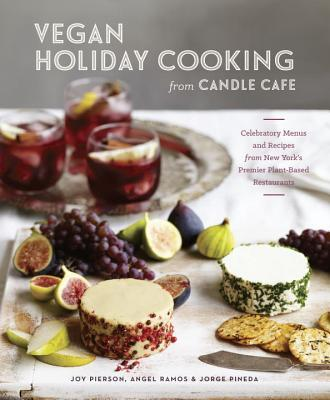 vegan holiday cooking candle cafe