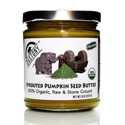 seed butter vegan staples