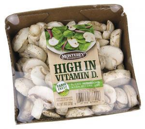 monterey vitamin d mushrooms