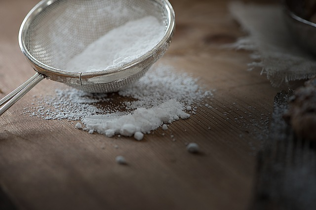 picture of not vegan sugar