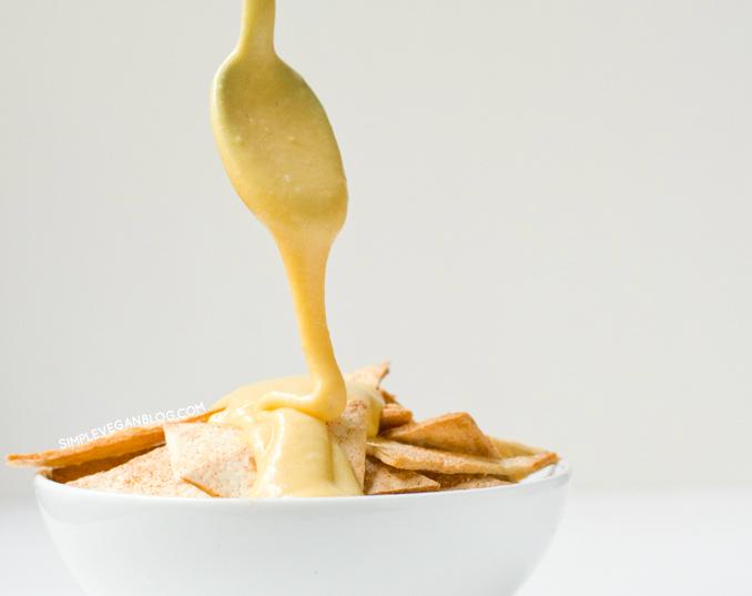 vegan nacho cheese nutritional yeast
