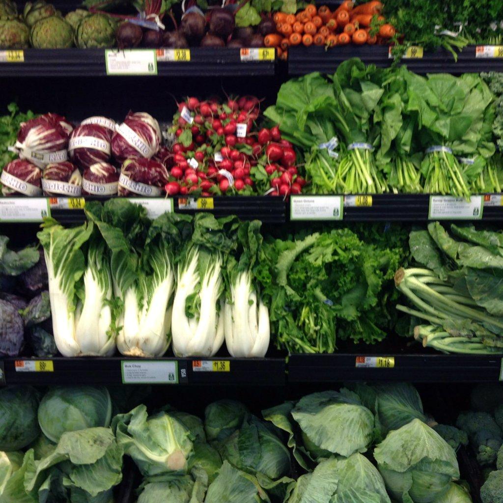 Vegan Weight Loss Diet — Fresh Produce