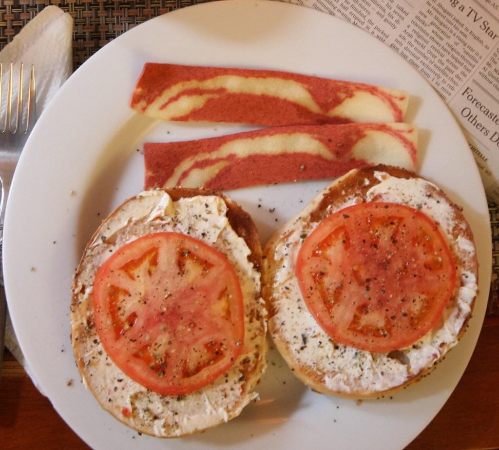 Vegan Bacon — Seitan