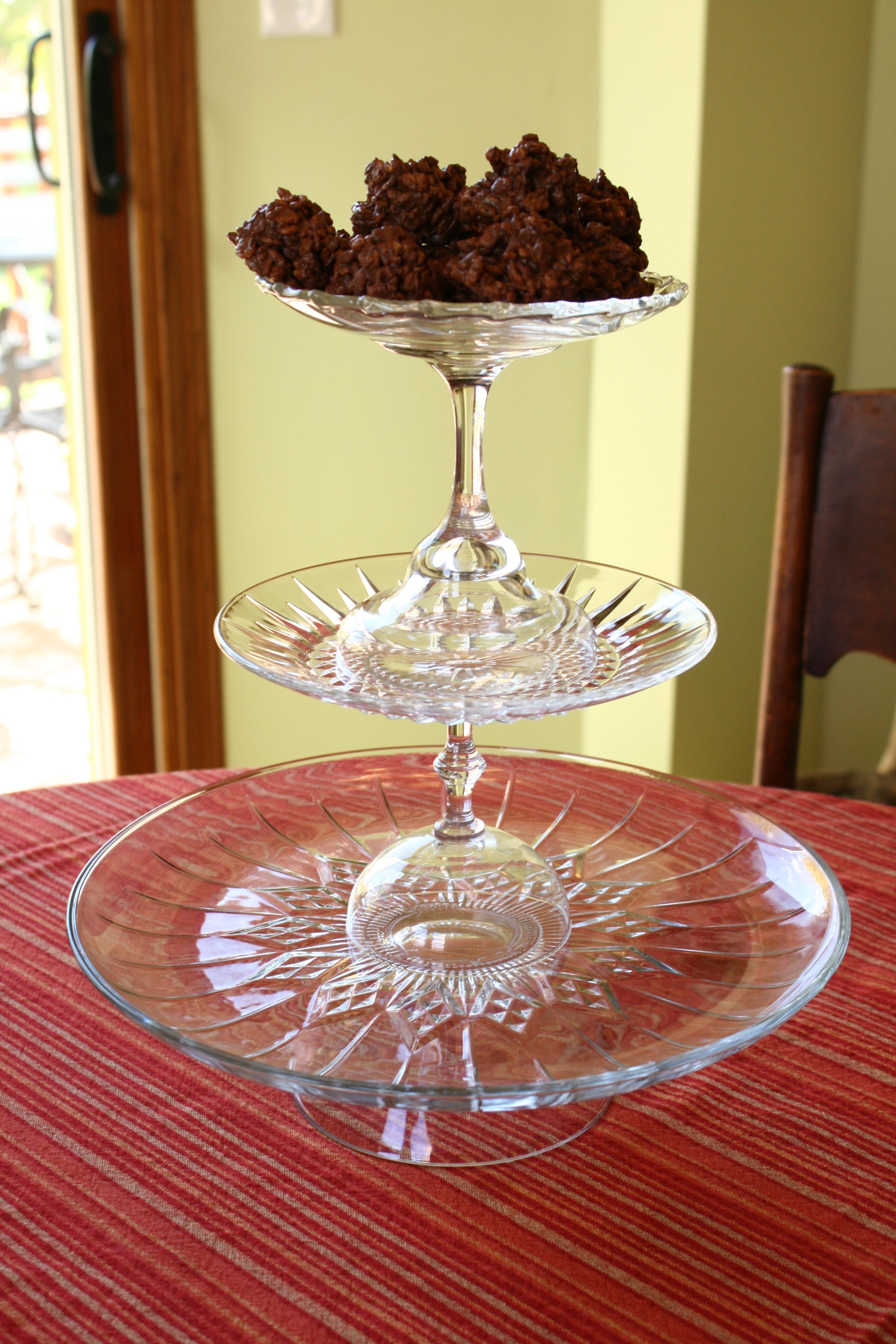 Chocolate Rice Krispie Cookies Part Two