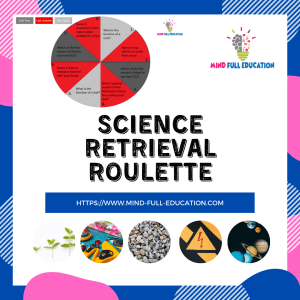 Y1-6 Science Retrieval Roulette