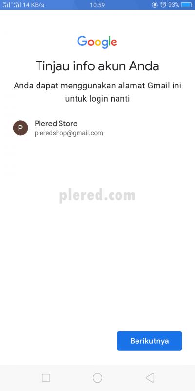 cara bikin email gmail terbaru