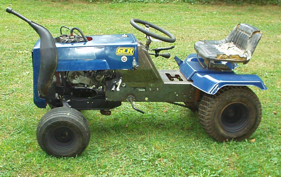 30 Lastest Old Riding Lawn Mowers