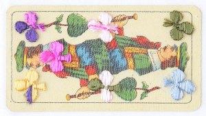 布と刺繍で彩られたトランプが美しい「竹村京 ― どの瞬間が一番ワクワクする?」が箱根のポーラ美術館で開催