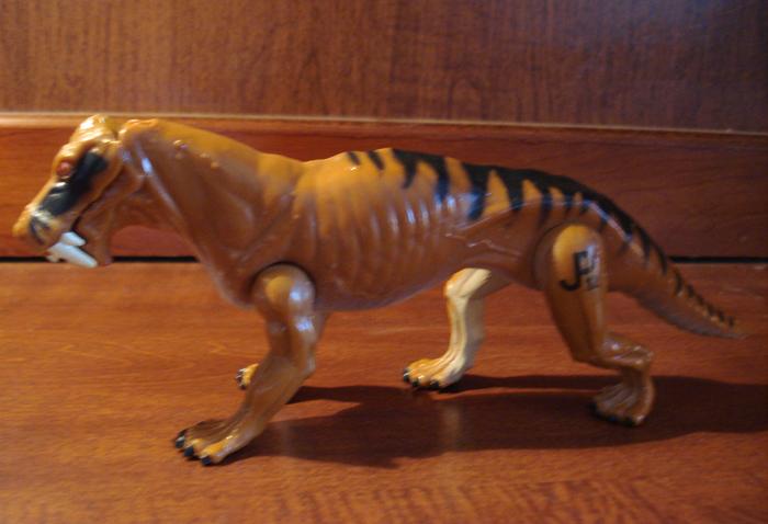 Lycaenops Jurassic Park Series 2 By Kenner Dinosaur