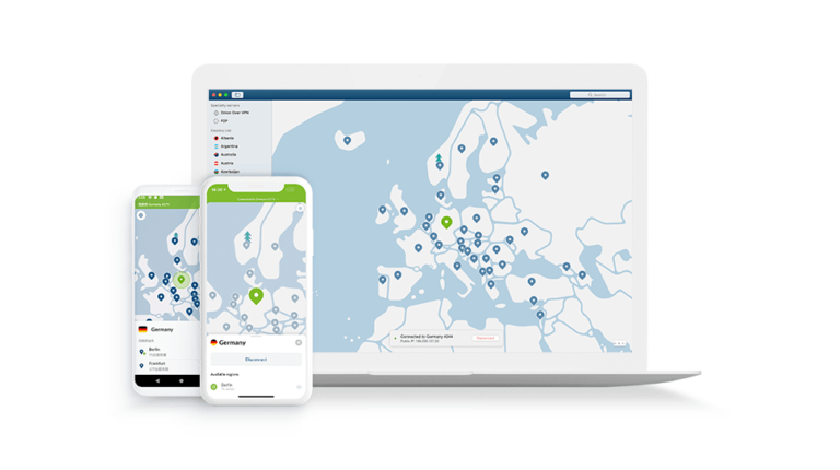 Use NordVPN to fix can't log in or sign in to Instagram