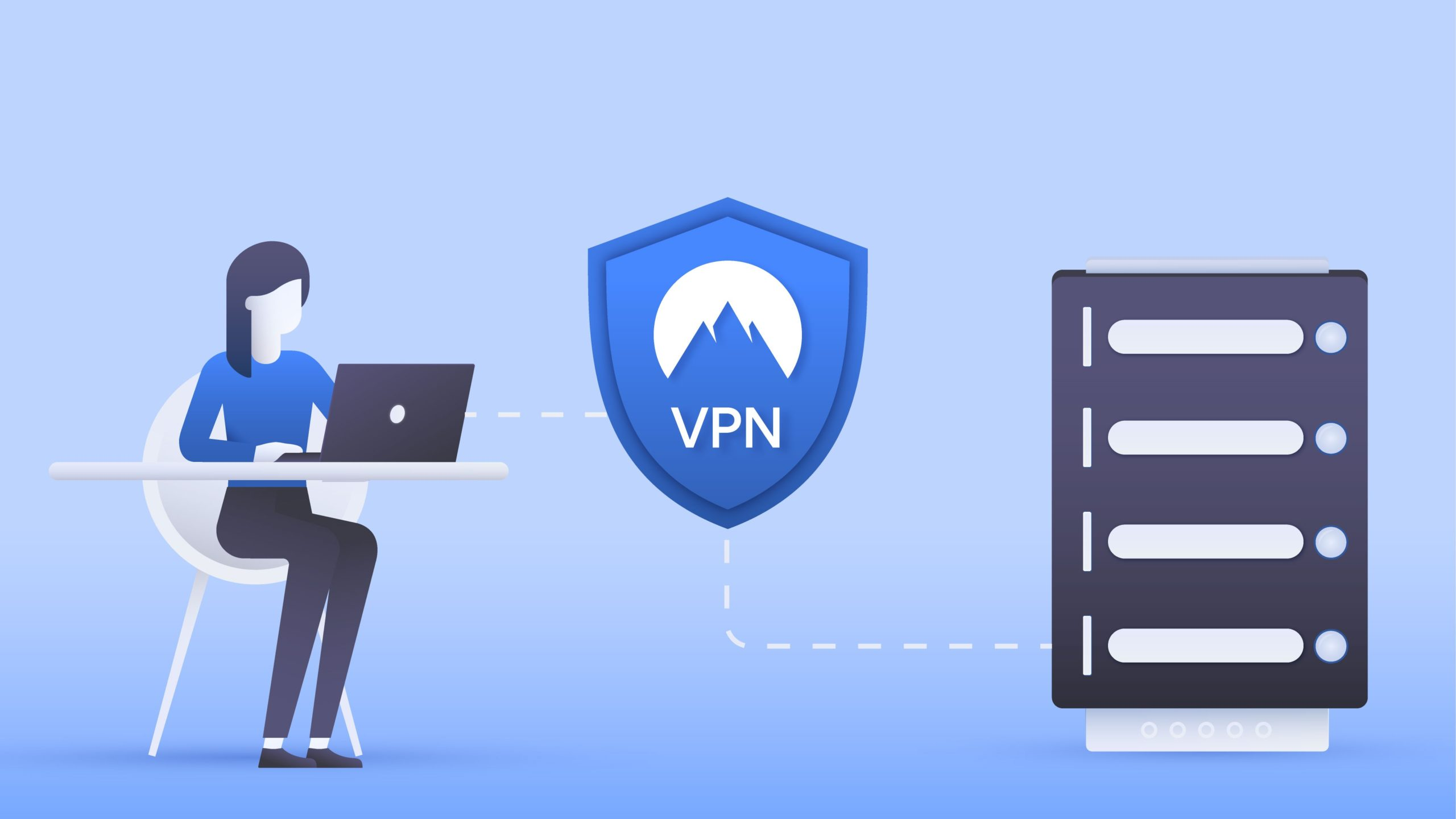 set up a premium VPN like NordVPN to fix HBO Max subtitles or closed captions not working, showing or loading