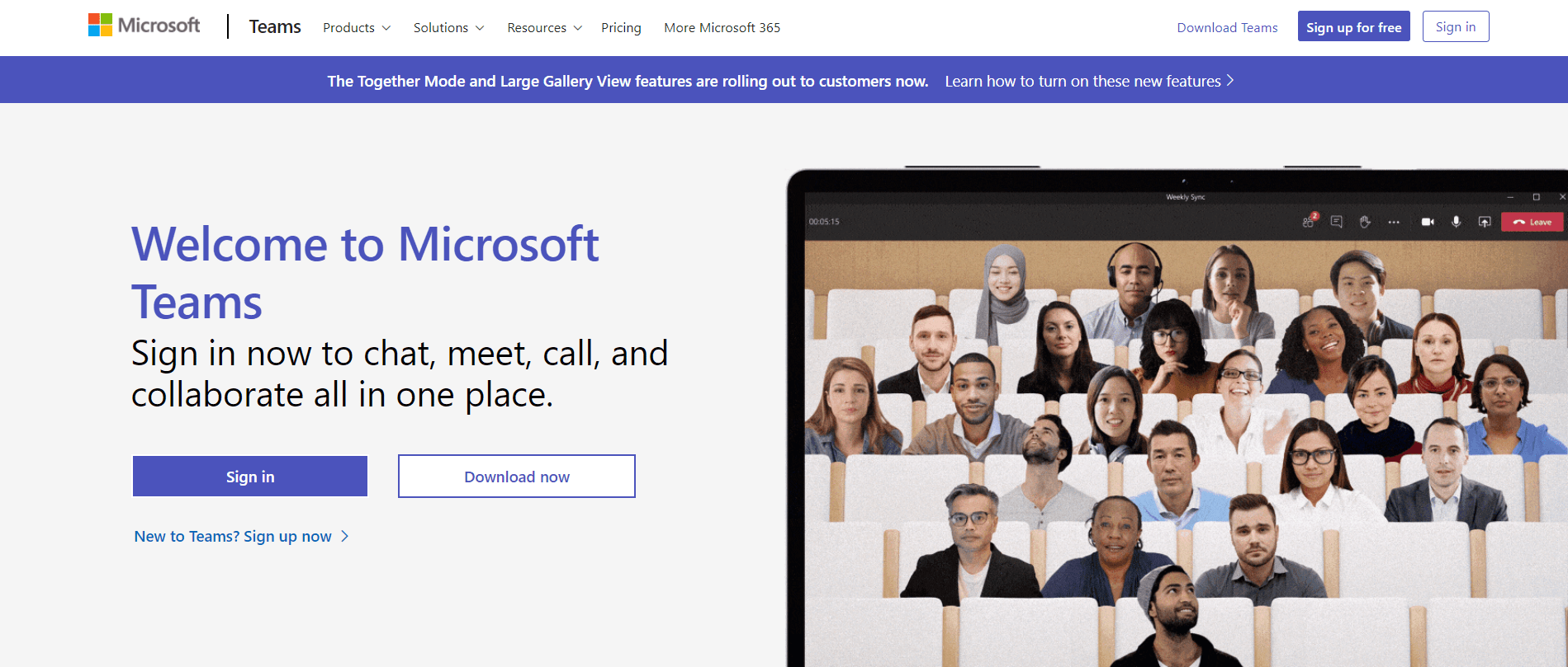 use the web version of Microsoft Teams to fix Microsoft Teams chat messages not sending, showing, loading or working