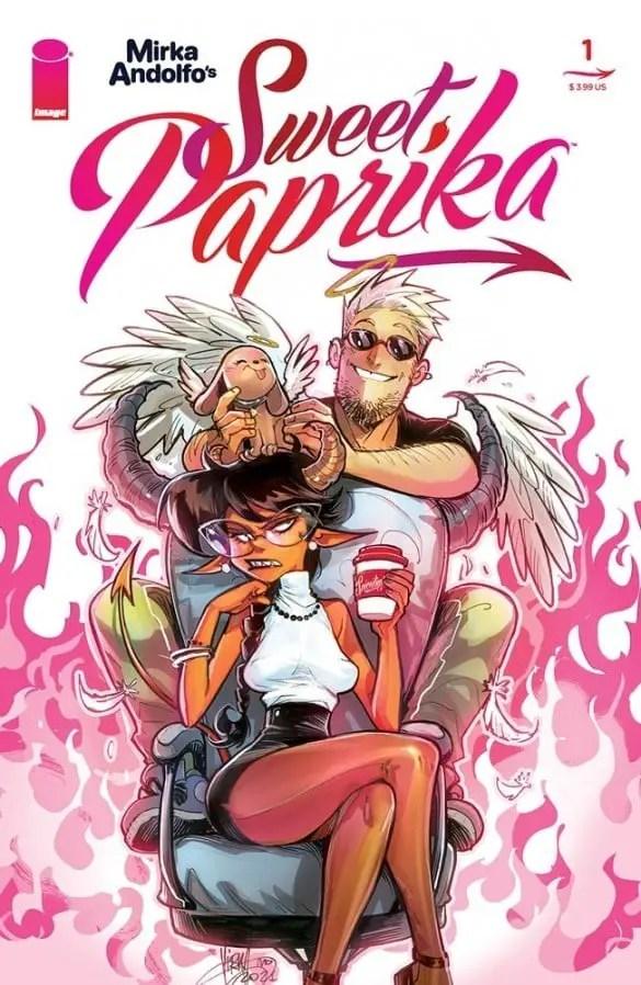 Mirka Andolfo's Sweet Paprika #1 | Image Comics